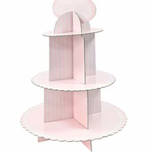 Etagere für Cupcakes Rosa