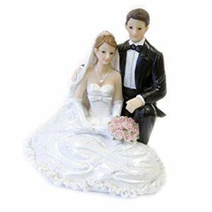 Hochzeitspaar sitzend