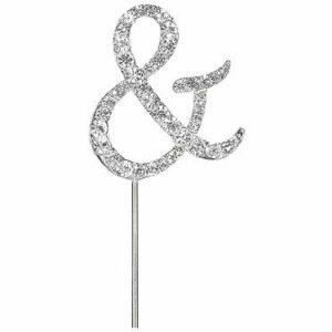 Diamant -&- Silber, 4,5 cm