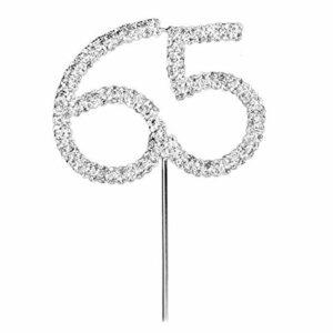 Diamant 65 Silber, 4,5 x 5,5cm