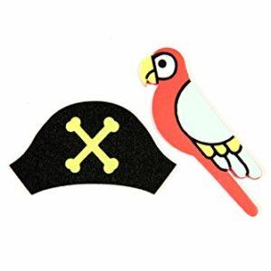 Konfetti Pirat, 6 Stück