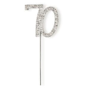 Diamant 70 Silber, 4,5x 5,5cm