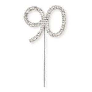 Diamant 90 Silber, 4,5x 5,5cm