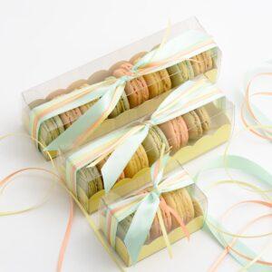 Macaron & Pralinenschachteln
